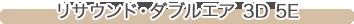 リサウンド・ダブルエア 3D 5E