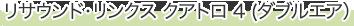 リサウンド・リンクス クアトロ 4 (ダブルエア)